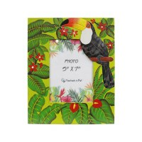 "5"" x 7"" Tropical Toucan Photo Frame"