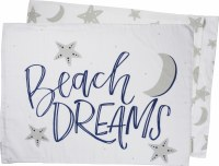 "21"" x 28"" Beach Dreams Pillow Case"