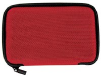 "3"" x 5"" Red Scan Safe Wallet"
