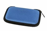 """3"""" x 5"""" Blue Scan Safe Wallet"""