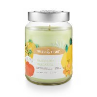 22 oz Mango Lime Margarita Jar Candle