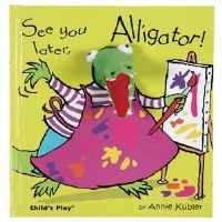 See You Later Alligator Puppet Book