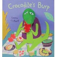 Crocodile's Burp Puppet Book