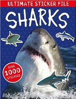 Ultimate Sticker File Sharks Book