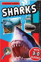 I Explore Sharks 3-D Picture Book