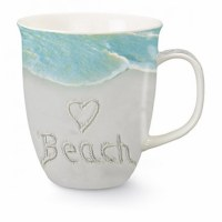 15 fl oz Beach Photo Mug