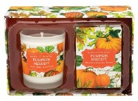 2.5 oz. Pumpkin Melody Candle and Soap Set