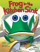 Frog in the Kitchen Sink Book