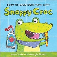 Brush Your Teeth With Snappy Croc