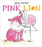 Pink Lion Book