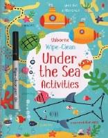 Under the Sea Activities Wipe Clean Children's Book