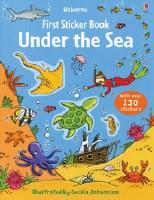 Under the Sea First Sticker Book