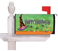 "23"" x 19"" Happy Halloween Mailwrap"
