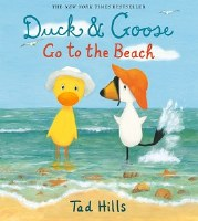 Duck and Goose Go to the Beach Children's Book