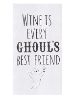 "27"" x 18"" Ghoul's Best Friend Kitchen Towel"