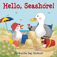 Hello Seashore Children's Book