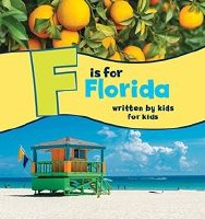 F is for Florida Children's Book