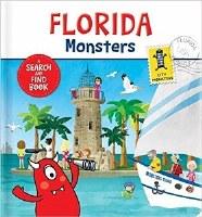 Florida Monsters Children's Book