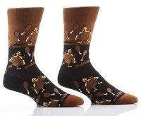Men's Gobble Harvest Socks