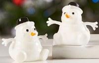 """3"""" Snowman Splat Ball"""