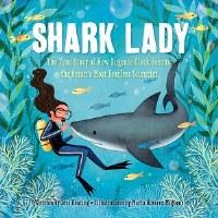 Shark Lady Children's Book