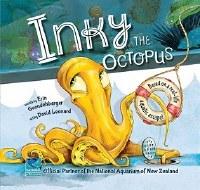 Inky the Octopus Children's Book