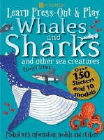 Whales, Sharks and Other Sea Creatures Book