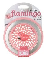 "5"" Joie Flamingo Sink Strainer"