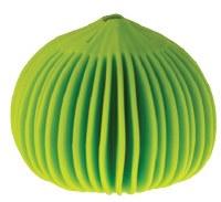 """3"""" Green Silicone Garlic Peeler"""