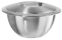 1 qt. Stainless Steel Insulated Bowl With Lid