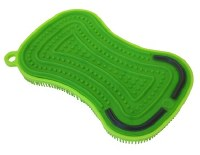 Green 3 in 1 Stay Clean Scrubber