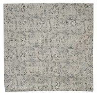"""20"""" Square Medallion Print Cloth Napkin"""