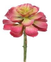 """9"""" Faux Pink Echeveria"""