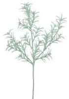 """19"""" Faux Mint Green Rosemary Spray"""