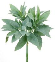 "13"" Faux Mint Green Salvia Miller Bundle"