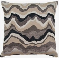 "13"" x 19"" Charcoal Piedmont Pillow"