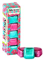 Box of 6 Tropical Oasis Shower Minis