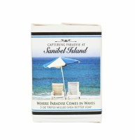 Sanibel Island Chairs Soap Bar