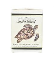 Sanibel Island Turtle Soap Bar