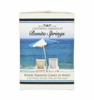 Bonita Springs Chairs Soap Bar