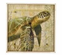 "21"" Bonita Springs Sea Turtle Clock"