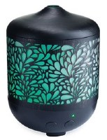 250 ml. Petal Ultrasonic Essential Oils Electric Diffuser