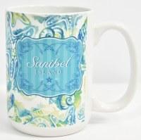 15 oz Sanibel Seashell Dream Mug