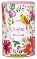 17.6 oz.  Confetti Bath Salts
