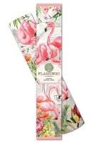 "17"" x 23"" Flamingo Drawer Liner"
