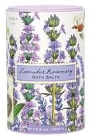 17.6 oz.  Lavender Rosemary Bath Salts
