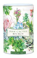 17.6 oz. Pink Cactus Bath Salts