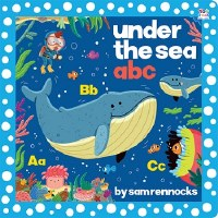 Under the Sea ABC Children's Book