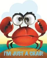 I'm Just a Crab Googley Eye Board Book