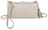 """5"""" x 7"""" Champagne Allure Touch Screen Wristlet"""